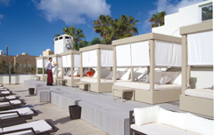 Couples Calypso Fuerteventura honeymoon