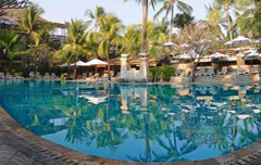 Legian Beach Hotel Bali Honeymoon