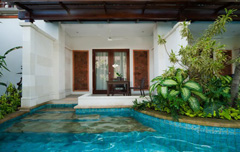 Padma Resort Bali at Legian Huwelijksreis
