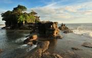 Huwelijksreis Bali - Tempel in zee