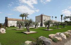 Honeymoon Hotel Donna Carmela Sicilie