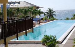 Lions Dive & Beach Resort huwelijksreis