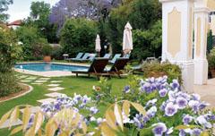 Honeymoon River Manor Boutique Hotel Kaapstad huwelijksreis