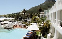 Huwelijksreis The Bay Hotel Kaapstad