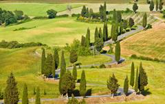 Fly Drive dichtbij - in Europa met de auto op vakantie - autovakanties