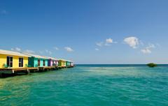 Huwelijksreis Caribbean - Caribische huisjes aan zee