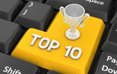 Huwelijksreizen top 10 - De populairste huwelijksreis bestemmingen van 2011