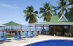 Coco de Mer Hotel Secyhellen Praslin