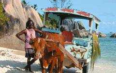 Island Hopping Seychellen Kuoni