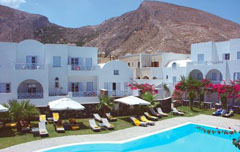 Kastelli Resort Hotel - Kamari Santorini Griekenland