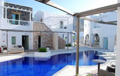 La Mer Deluxe Hotel & Spa - Kamari Santorini Griekenland