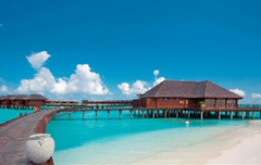 Olhuveli Beach & Spa Resort Malediven - Zuid-Male Atol
