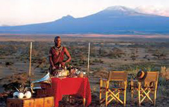 Honeymoon safari - huwelijksreis in Afrika
