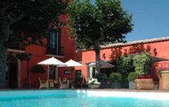 Hotel Mas de Baix Cabrils vlakbij Barcelona - Catalonie - Spanje