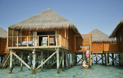 Meeru Island Resort & Spa op Noord Male Atol in de Malediven