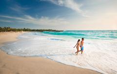 Trouwen op het strand van St Maarten