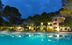 Honeymoon in hotel Rural Sa Talaia Ibiza