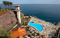 Hotel The Cliff Bay in Madeira honeymoon