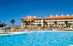 Riu Arecas Tenerife honeymoon