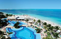 Honeymoon Riu Caribe Mexico