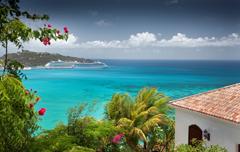 Huwelijksreis Sint Maarten vakantie - honeymoon bestemming st Martin