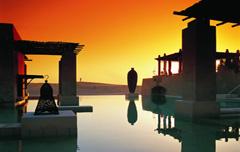 Honeymoon Bab Al Shams Desert Resort Huwelijksreis