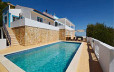 Een prachtig zwembad in Portugal