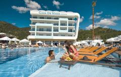 Honeymoon Hotel Casa de Maris huwelijksreis Marmaris