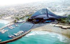 Honeymoon Hotel Sofitel Dubai Jumeirah Beach Huwelijksreis