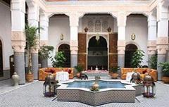 Honeymoon Riad Myra Hotel Huwelijksreis