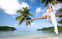 Top 10 huwelijksreizen - de meest gezochte huwelijksreis & honeymoon bestemmingen