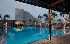 Honeymoon Hotel Alila Jakarta huwelijksreis