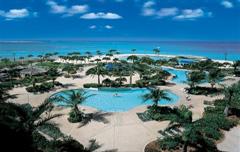 Honeymoon Renaissance Aruba Resort Casino Huwelijksreis