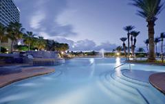 Huwelijksreis The Westin Resort Casino honeymoon