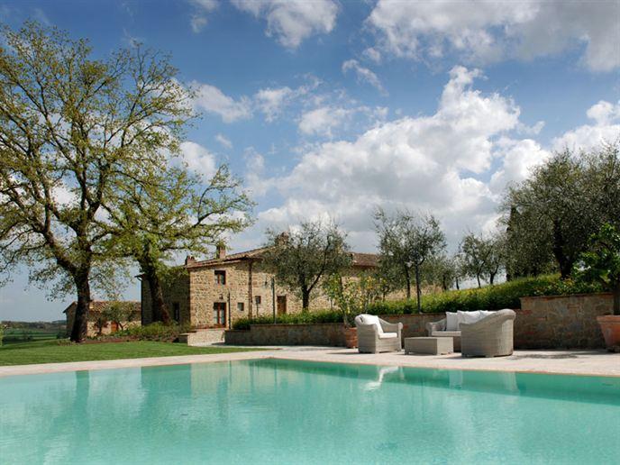 I Grandi di Toscana - Toscane - Italie - Fly drive vakantie in de binnenlanden
