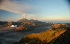 Huwelijksreis rondreizen Java honyemoon