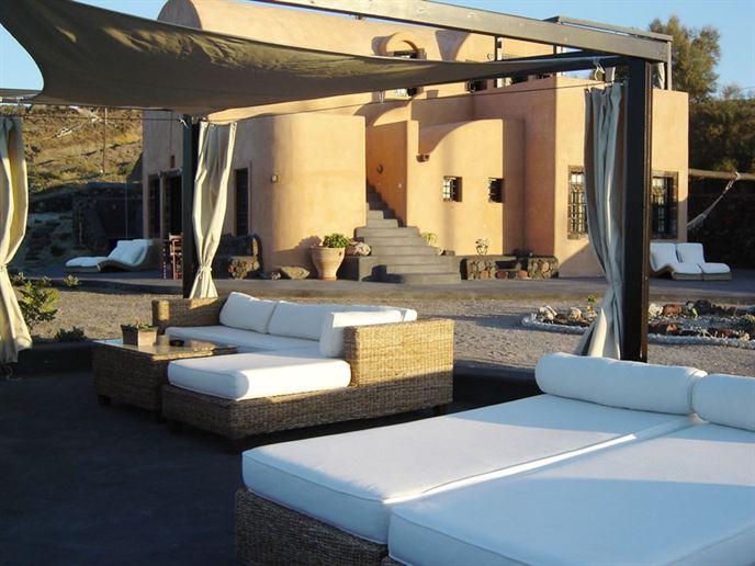 Ramni House - Santorini - Griekenland - Fly Drive vakantie bestemming voor luxe & rust - last minute flydrives mei en juni