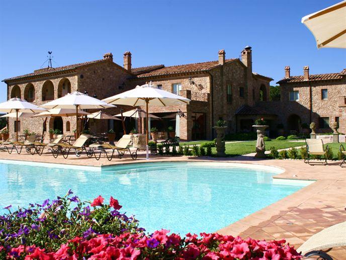 Relais la Tenuto del Gallo - Umbrie - Italie - Fly Drive vakantie in de binnenlanden
