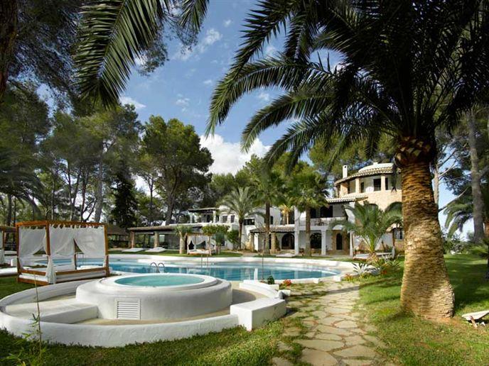 Hotel Rural sa Talaia - Ibiza - Spanje - luxe Fly drive naar Ibiza, last minute of onderdeel langere autorondreis