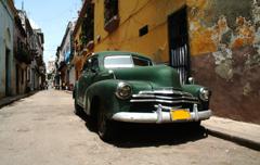 Honeymoon Cuba