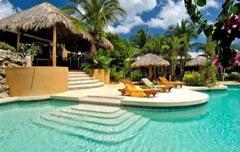 Honeymoon Hotel El Jardín del Edén Tamarindo huwelijksreis