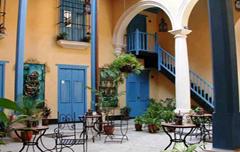 Honeymoon Hotel Tejadillo huwelijksreis