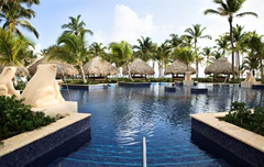 Honeymoon Barcelo Bavaro Palace Deluxe All Inclusive huwelijksreis
