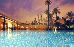 Honeymoon Club Med Marrakech le Palmeraie Huwelijksreis