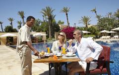 Huwelijksreis Club Med Marrakech le Palmeraie
