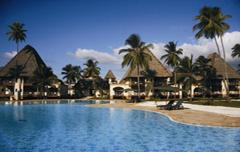 Honeymoon Sandies Neptune Pwani Beach Huwelijksreis