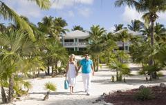 Honeymoon Club Med Columbus Island Bahama's Huwelijksreis