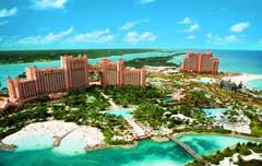 Honeymoon Hotel Atlantis Resort Bahama's Huwelijksreis