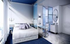 Honeymoon Mondrian Soho Hotel New York Huwelijksreis