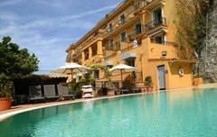 Honeymoon Hotel La Perouse huwelijksreis